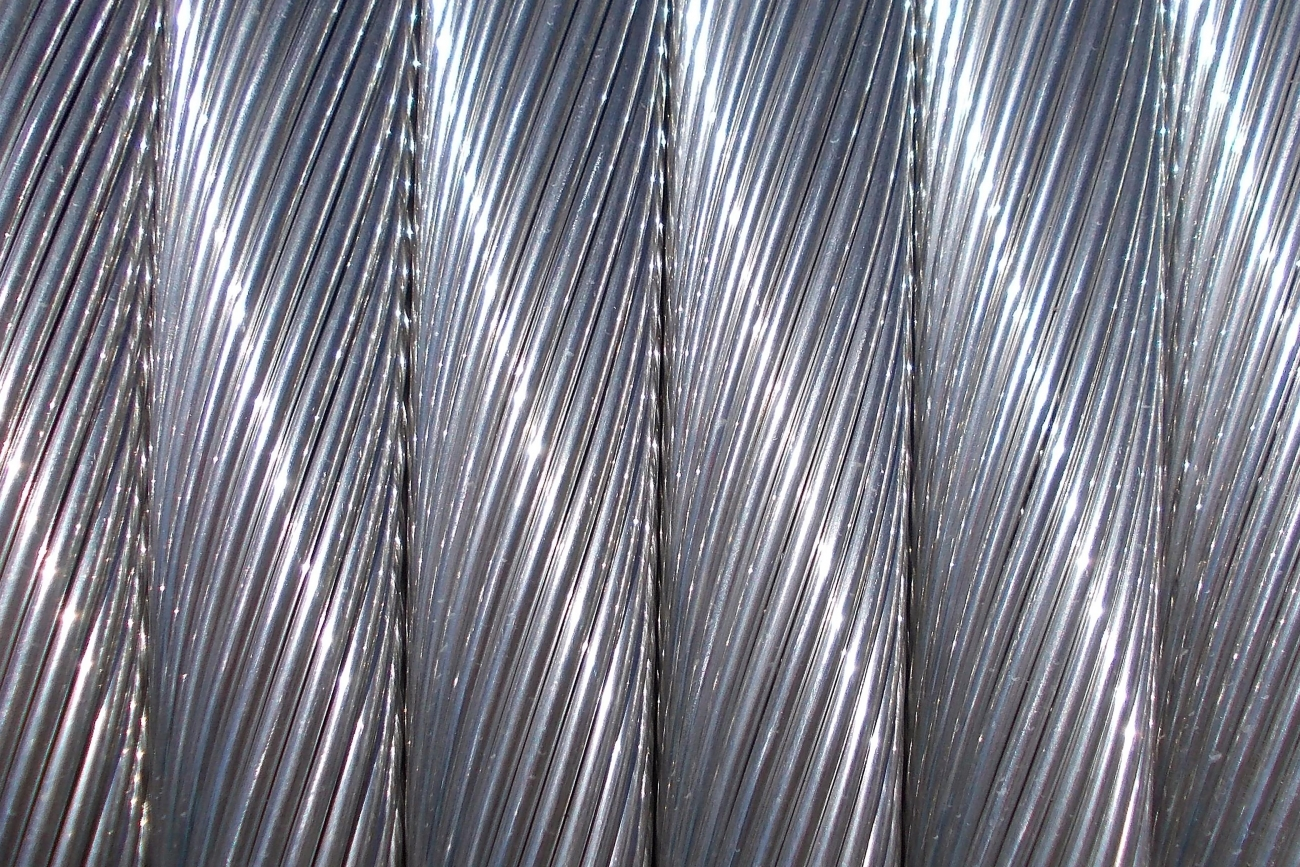 Metals- Semi-finished Steel Metal Cables
