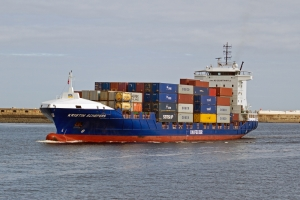 Container Ship e-commerce Commodities